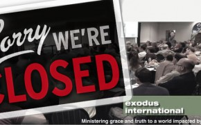 Exodus apologizes to gay community, shuts down 'cure' ministry