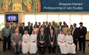 Jainism being endorsed in South Florida with the help of a Jain couple