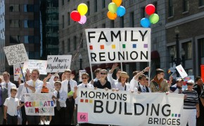 Mormons Expanding LGBT Support