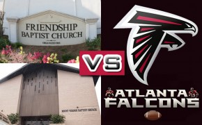 Georgia Baptist Churches Reach an Agreement in NFL Property Buyout