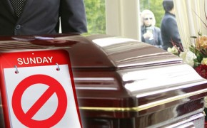 Ugandan Reverend Levi Okello Says NO To Sunday Funerals