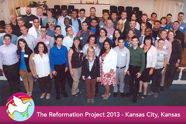 Reformation Project 2013
