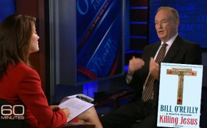 "Bill O'Reilly Describes ""Killing Jesus"" in New Best Selling Book"