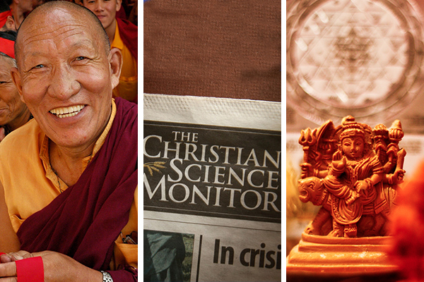 CBS World Religions: Tibetan Buddhism, Christian Science, Jainism