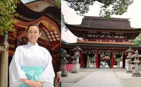 Former IT Professional Becomes Shinto Shrine's First Female Priest in 16 Years
