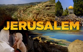 """Jerusalem"" IMAX Movie Shows the City in a New Light"