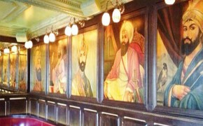 Popular WeHo Restaurant and Bar Criticized For Display Of Sikh Guru Portraits