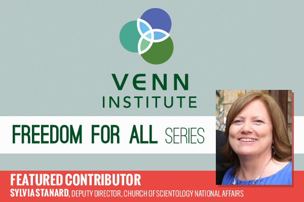 Venn Institute Freedom For All Series