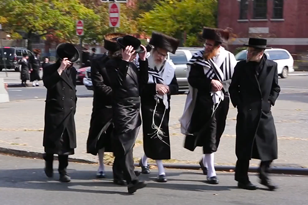 Everything You Wanted to Know About Hasidic Jews' Clothing ...