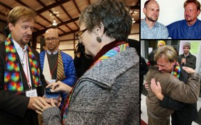 PA Methodist Pastor Leaves Position After Performing Same-Sex Marriage for Son, Becoming Gay Rights Advocate