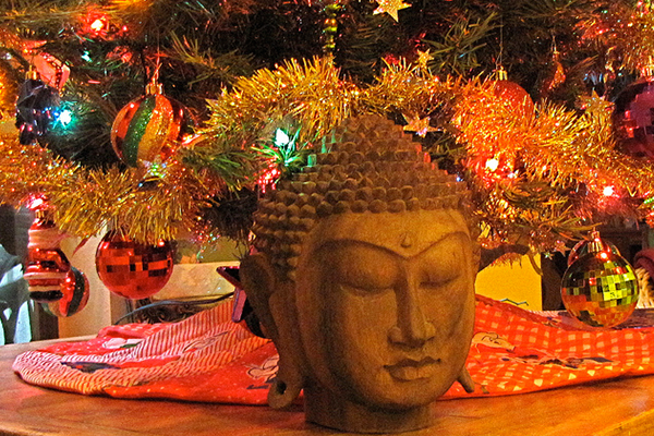 winter holiday series bodhi day
