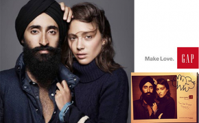 """Love"" Ad Sparks Hate Crime Against Sikh Model"