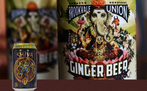 Beer Artwork Leaves A Bitter Taste in Hindu Mouths