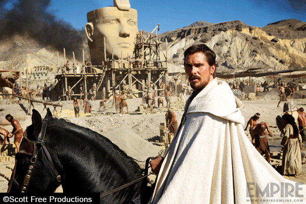 Exodus Movie Starring Christian Bale