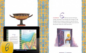 The Haggadah, a Passover tradition, gets a mobile makeover