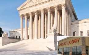 Hobby Lobby Arguments Against Birth Control Coverage in Obamacare Start in Supreme Court