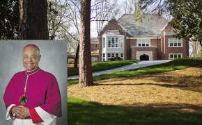 Atlanta Archbishop to sell $2.2 million mansion after parishioners cry out