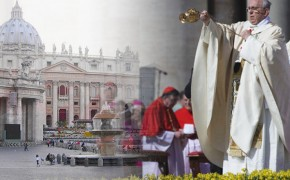 Pope Francis Calls for Peace During Easter Address