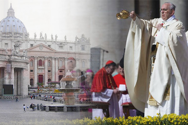 PopeFrancisEaster2014Message