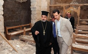 "Syrian President Assad Promises to ""Remain Steadfast"" on Easter"