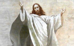 Christians Celebrate the Ascension of Jesus Christ