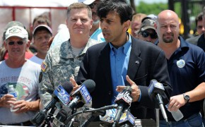 Bobby Jindal Tells Story of Converting to Catholicism in Commencement Speech