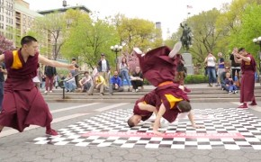 Adam Yauch's Legacy Celebrated With Breakdancing Buddhist Monks