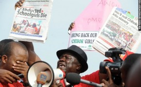 International Pressure to Bring Back Kidnapped Nigerian Girls Increases