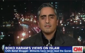 "Muslim Human Rights Lawyer Arsalan Iftikhar says Boko Haram should read the Quran and ""bring back our girls"""
