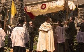 Christians Gear Up to Celebrate the Feast of Corpus Christi