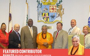 Hindu mantras open Maryland's Laurel City Council 1st time in 144 years