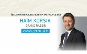 France has a New Chief Rabbi