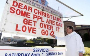 Australian Anglican Church Issued an Apology to LGBT Community