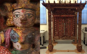 500-Year-Old Jain Shrine Meticulously Restored at the Nelson-Atkins Museum