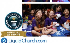 New Jersey's Liquid Church to Attempt Guinness World Record for Hunger Relief