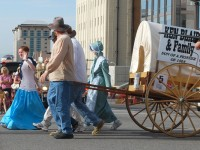 Pioneer Day Remembers the Mormons Landing in Salt Lake City, Utah