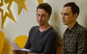 Zach Braff's Jewish Roots Show In 'Wish I Was Here'