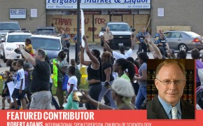 Do You Think a Moral Code Can Restore Peace in Ferguson, MO?