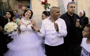 Wedding Between A Muslim and Jew Sparks Protests