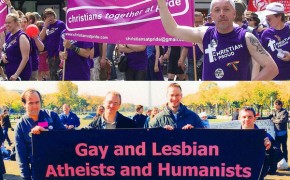 LGBT populations are less likely to be religious