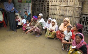 Myanmar: Rohingya Minority May Suffer Concentration Camps