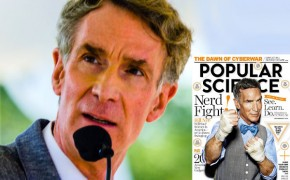 Bill Nye the Science Guy is Willing to Go to Hell for His Beliefs [Video]