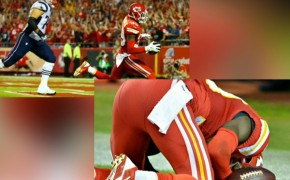 Husain Abdullah, KC Chiefs, Penalized for Praying after Pick 6