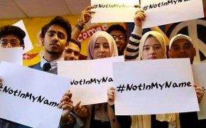 Muslims Stand Up to ISIS with Social Media Campaign #NotInMyName