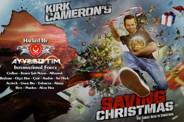 Saving Christmas.Kirk Cameron S Saving Christmas Already Facing Grinches