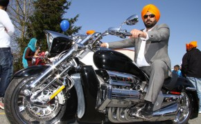 Why are Sikhs Upset Over New Motorcycle Helmet Law?
