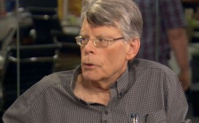 Stephen King on Intelligent Design and his Religious Beliefs