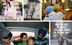 """Twitter Campaign """"What Sikh Looks Like"""" Takes on Ignorance"""