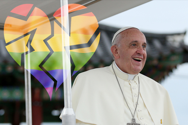 Catholic church that permit gays