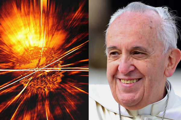 Evolution And Pope Francis
